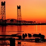 Old Jordan Bridge @ South Norfolk, VA
